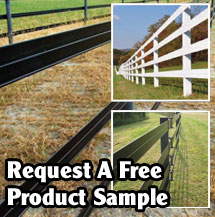 Free Sample Kit and Fence Planner