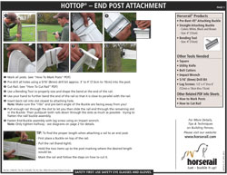Hottop® – End Post Attachment