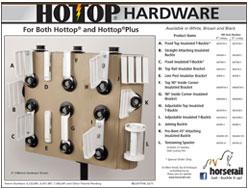 Hottop® Plus Hardware Display
